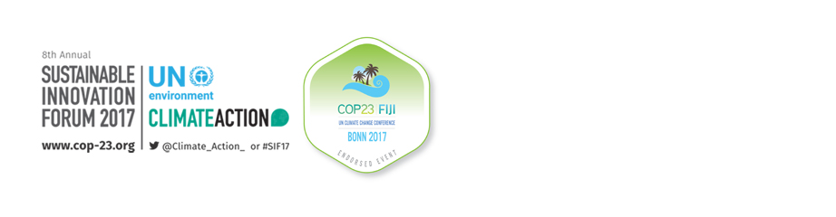 Eaton to sponsor the 2017 Sustainable Innovation Forum at COP23